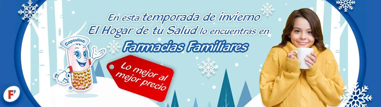 Navidad Farmacias Familiares